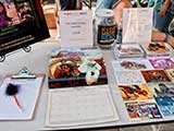 KNTR 2012 calendars and notecards were sold to raise funds at the event. © Robert Gary